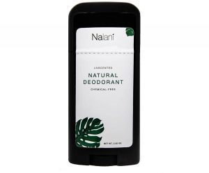 All-Natural, Unscented, Organic Deodorant