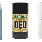 Unscented Deodorants