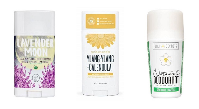 Best Vegan Deodorants