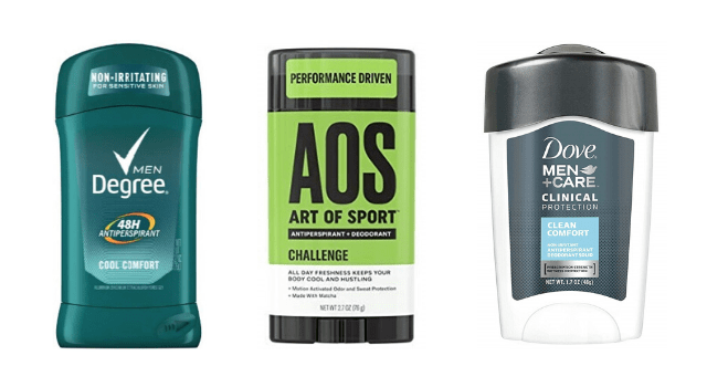 Best Deodorant for sensitive skin